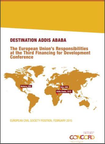 Destination Addis Ababa