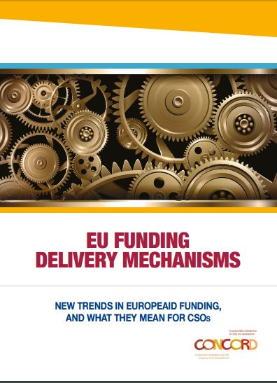 EU funding delivery mechanisms