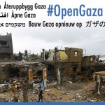 open gaza and rebuilt