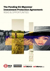 EU Myanmar IPA - Risks and Opportunities image