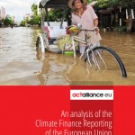 Analysis of the climate finance reporting of the EU
