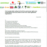 CSO Mercosur Letter picture