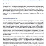 TPOrganics Research Briefing July 2018