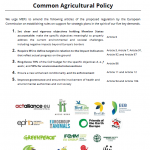 Civil Society demands on the future of CAP 2018